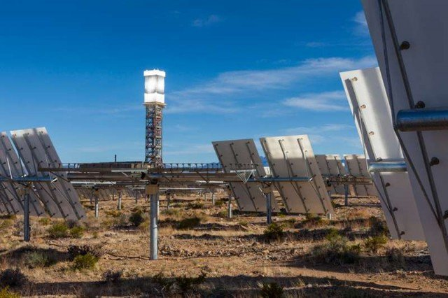 World's Largest Solar Thermal Plant is Online (2)