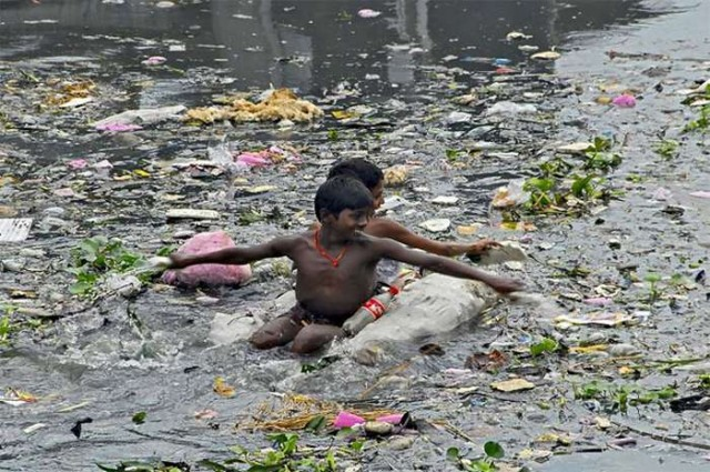 World's Most Polluted River (6)