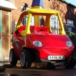 X-large little tikes by Attitude autos