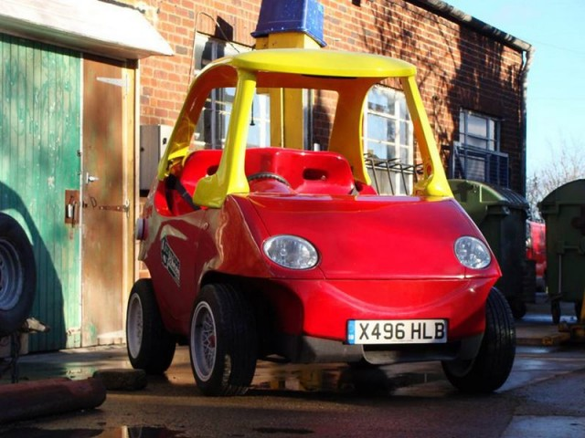 X-large little tikes by Attitude autos 1