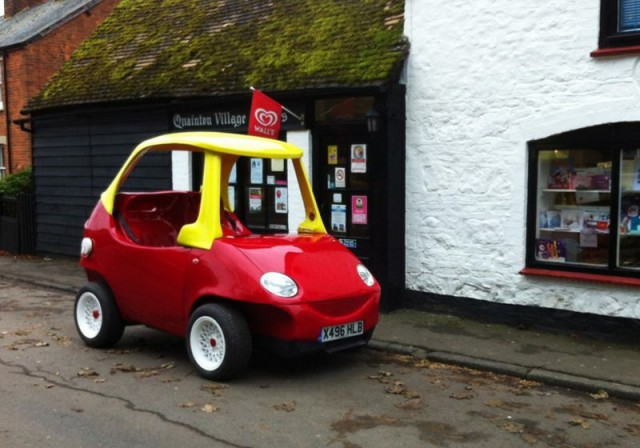 X-large little tikes by Attitude autos 2
