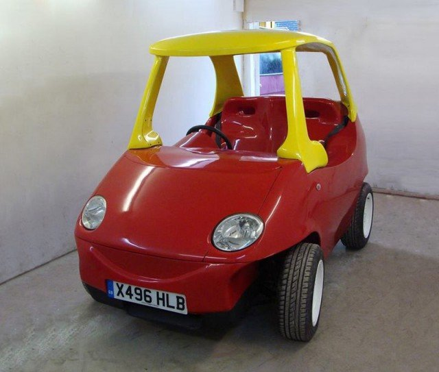 X-large little tikes by Attitude autos 3