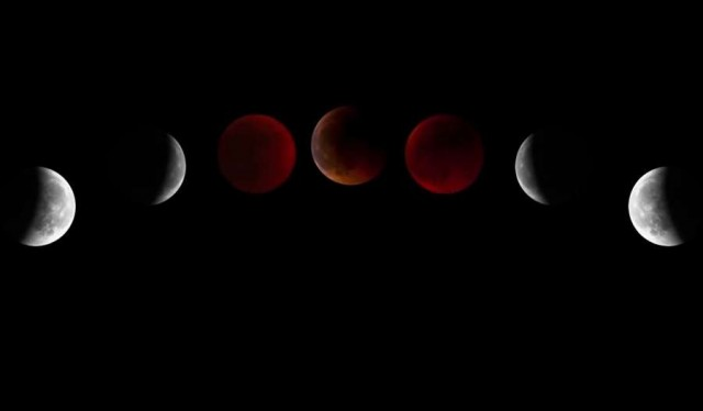 nasa blood moon calendar - photo #15