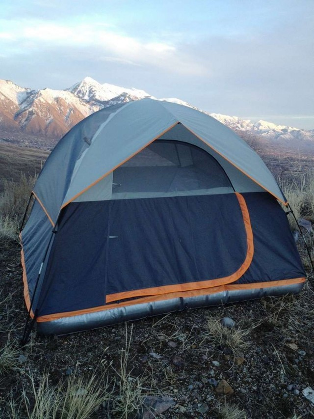 Aesent comfortable Tent (1)