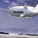 Airlander world's longest aircraft is unveiled