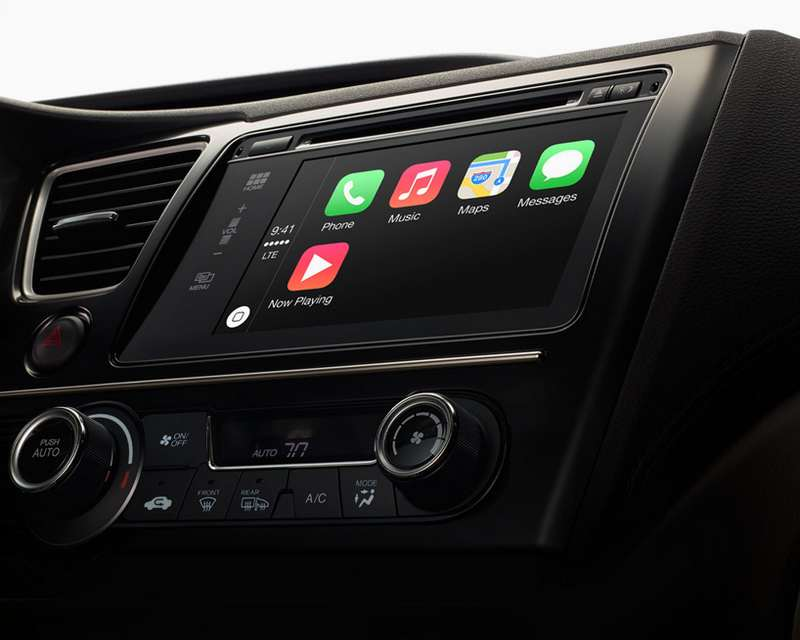 Apple CarPlay (4)