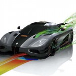 Behind the scenes report of Koenigsegg One 1