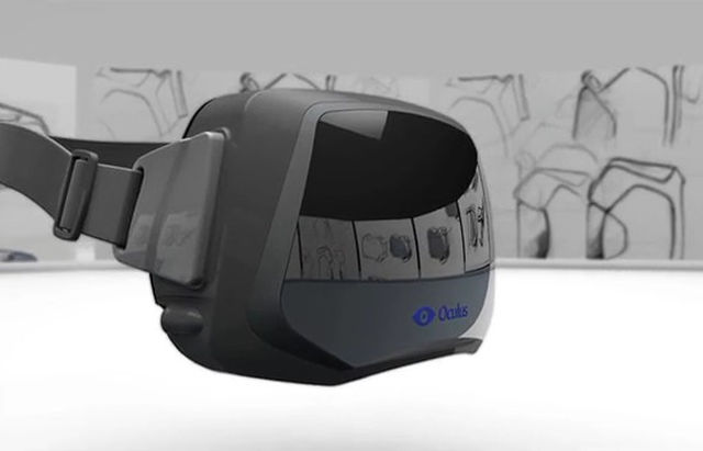 virtual reality headset Oculus