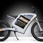 Feddz electric cargo scooter