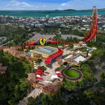 Ferrari Land Theme Park in PortAventura
