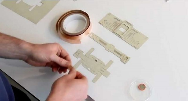 How to make a Paper Microscope 2