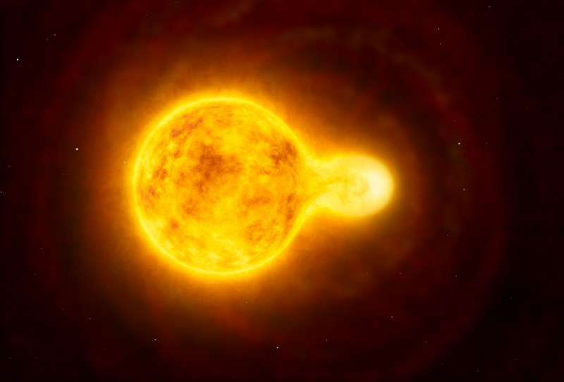 Largest Yellow Hypergiant Star 2