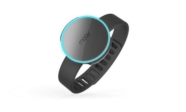 Moov most advanced Fitness wearable device 1