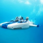 Necker Nymph a three-person submersible