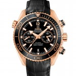 Omega Seamaster Planet Ocean Ceragold Watch