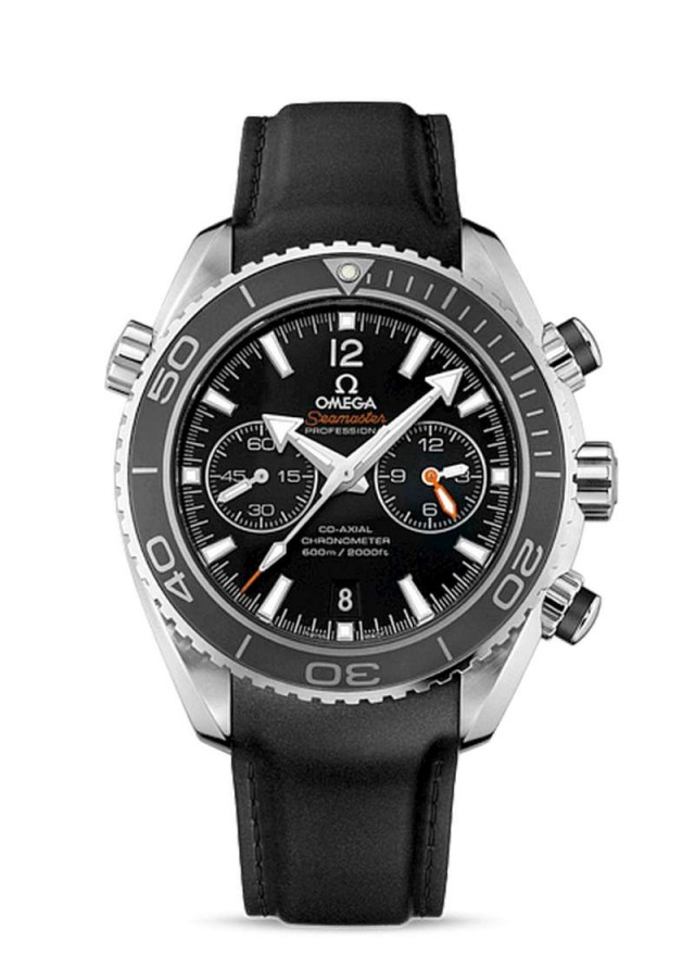 Omega Seamaster Planet Ocean Ceragold Watch (1)