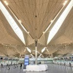 Pulkovo International airport terminal by Grimshaw Arch...