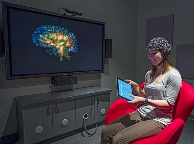 Real-time 3D Brain visualization 1