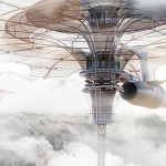 Skyscraper turns Air Pollution into Green Energy