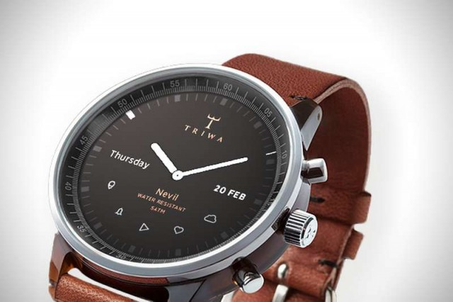 Sophisticated Smartwatch concept (2)