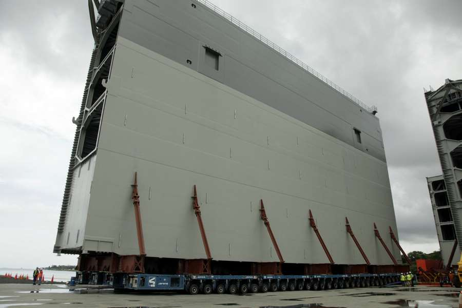 New Gates of the Panama Canal (5)