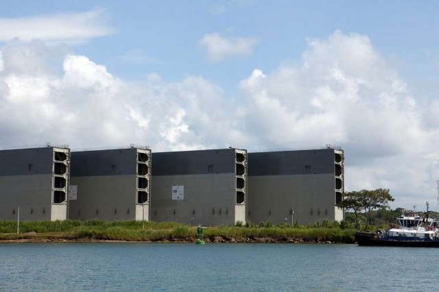 New Gates of the Panama Canal (3)