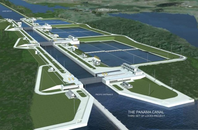 New Gates of the Panama Canal (2)