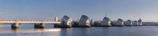 The Thames Barrier is keeping London safe and dry 3