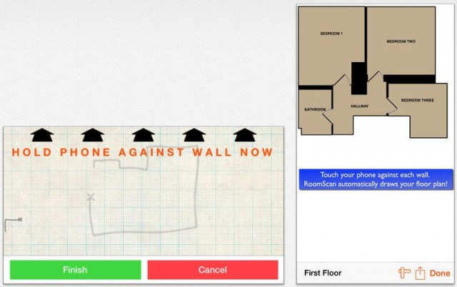 This app will draw a floorplan wordlesstech - Floor plan drawing apps ...
