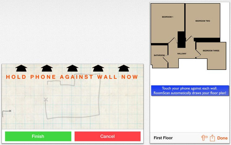 Wordlesstech this app will draw a floorplan Floor plan drawing apps