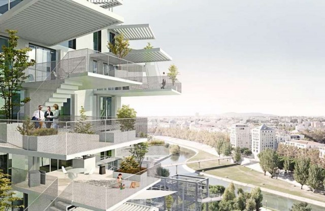 Tree-Inspired Housing Tower for Montpellier (3)
