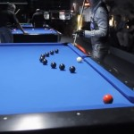 Venom Billiard trick shots