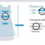 Virtusize App shows how clothes will fit you