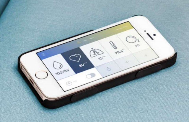 Wello iPhone case simple health tracker 1