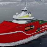 A huge research ship will explore Polar regions