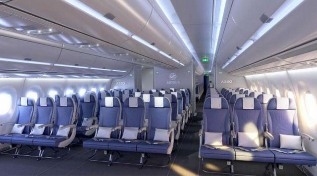 Airbus A350 cabin 2