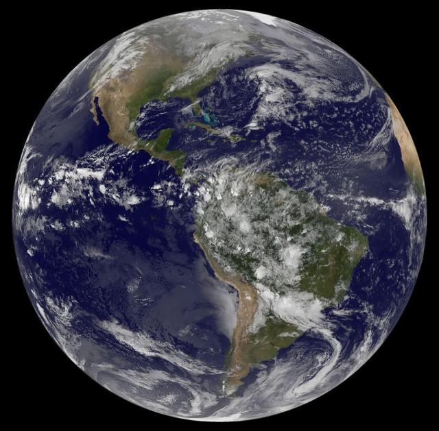 Americas on Earth Day