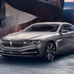 BMW 9 Series concept coming to Beijing