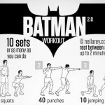 Batman Workout by Neila Rey