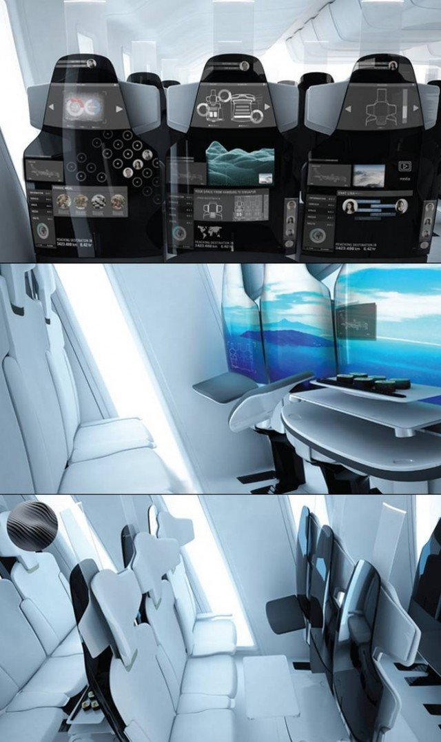 innovative cabin interior design | Aircraft Cabin Design Software, free plans for beginner ...