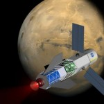 Could we travel to Mars in a month?