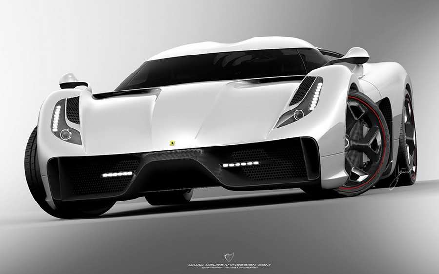 Ferrari 458 Project F Wordlesstech