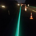 Glow-in-the-Dark Road debuted in the Netherlands