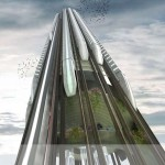 Hyper-Speed Vertical Train Hub