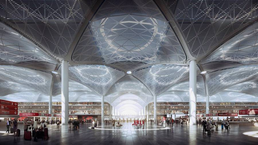 Istanbul new airport (5)