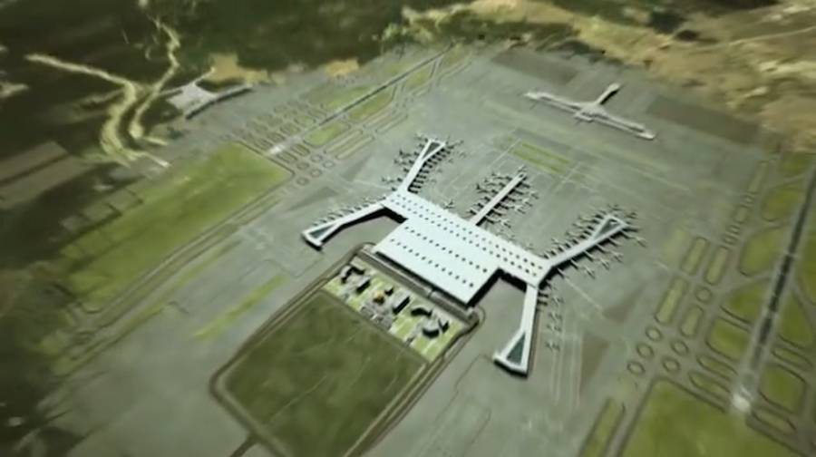 WordlessTech Istanbul New Airport