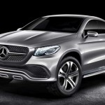 Mercedes Coupe SUV concept revealed
