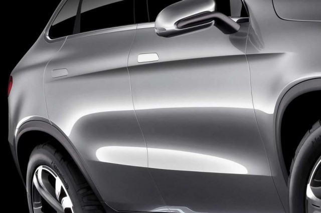 Mercedes Coupe SUV