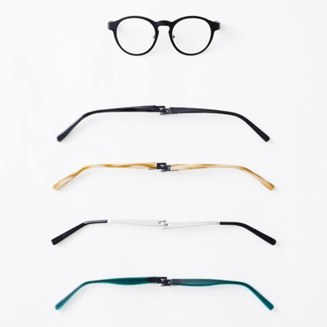 Glasses Frames With Removable Arms : wordlessTech Nendo replaces screws with magnets in ...