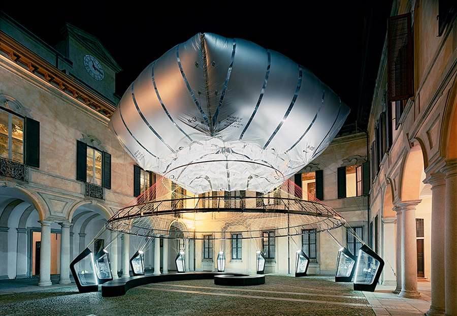 Nike's Aero-Static Dome in Milan (5)